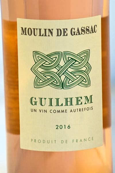 Gassac Guilhem Rosé 2016