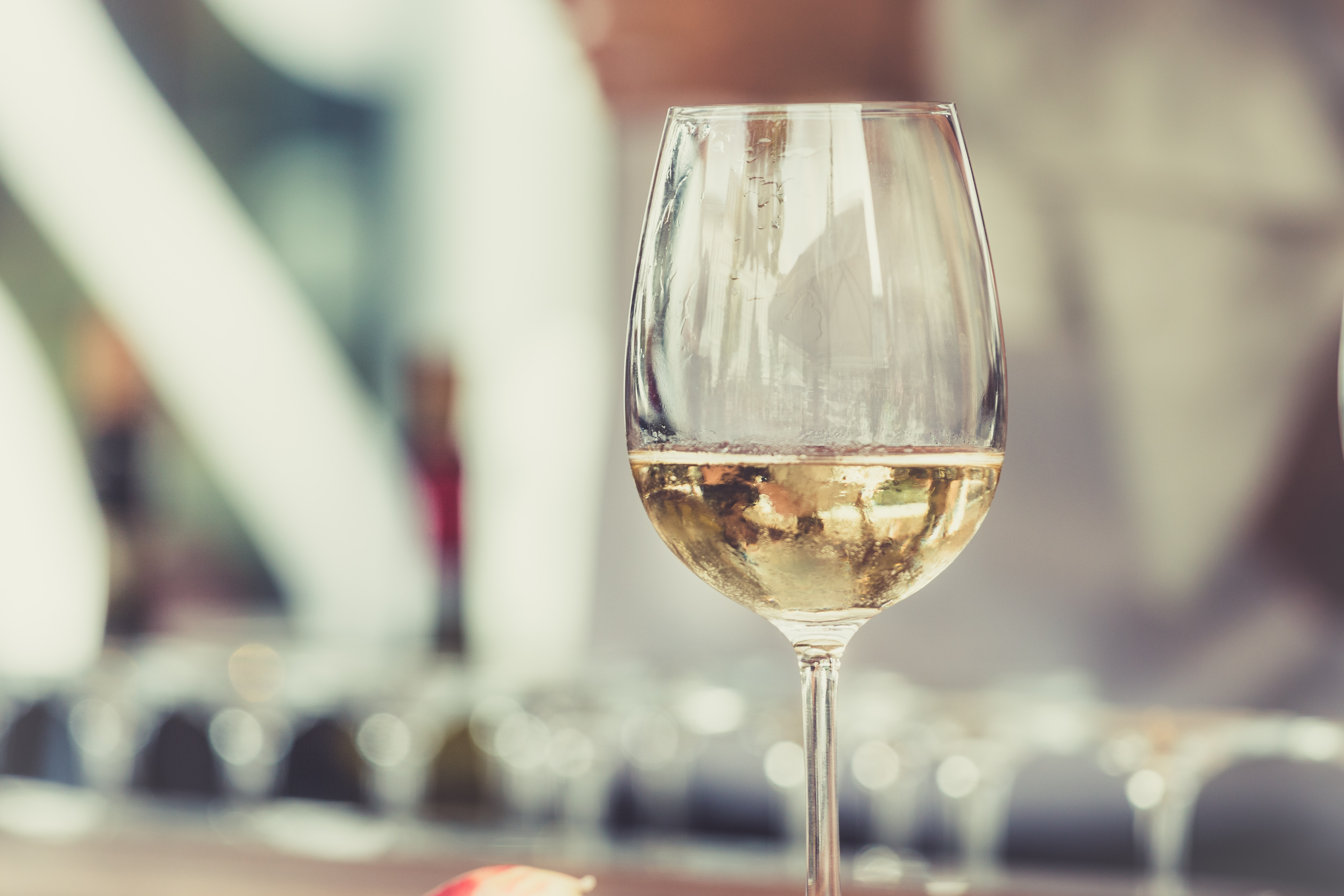 August Social & Wine Tasting