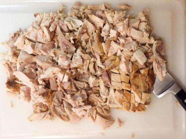 Buffalo Rotisserie Chicken Dip