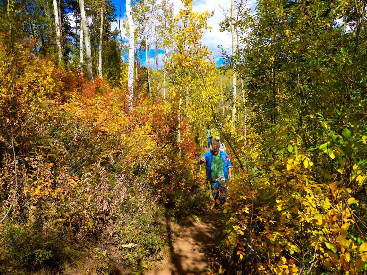 Vail Colorado September