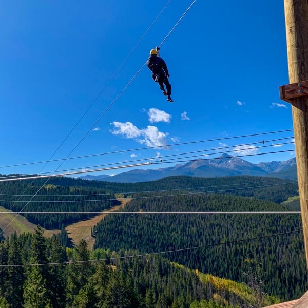 Game Creek Zipline Tour